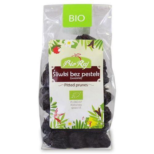 Śliwka suszona kalifornijska bez pestek bio 200g marki Bio raj