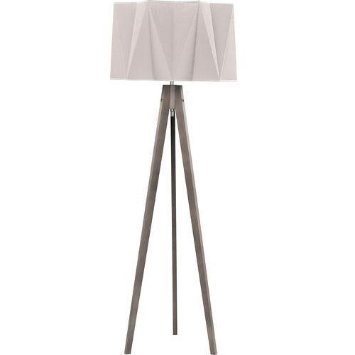 Lampa oprawa podłogowa stojąca TK Lighting Piano 1x60W E27 beżowa 678