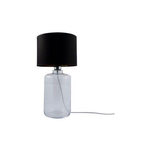 Lampa stołowa SAMASUN TRANSPARENT 5502BKGO, zuma_3