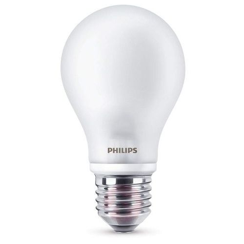 Żarówka LED Philips 8718696576632, 7 W = 60 W, 806 lm, 2700 K, ciepła biel, 230 V, 15000 h