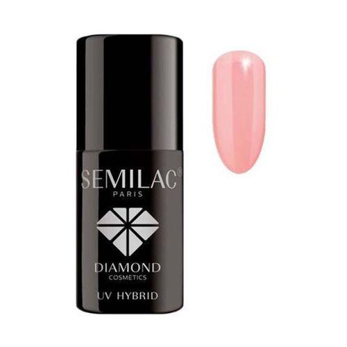 Semilac hybrydowy lakier do paznokci 7ml - 053 french pink milk