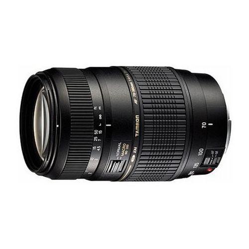 Tamron 70-300mm f/4-5,6 Di LD Makro (1:2) - Canon - przyjmujemy używany sprzęt w rozliczeniu | RATY 20 x 0%