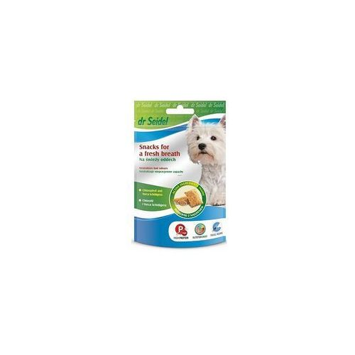 Dr Seidel Smakołyki dla psów na świeży oddech 90g, MOL-7267