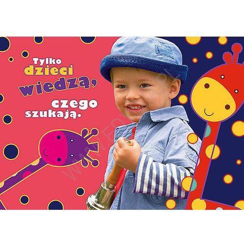 Kartka uśmiech dziecka - dzieci wiedzą od producenta Edycja św. pawła