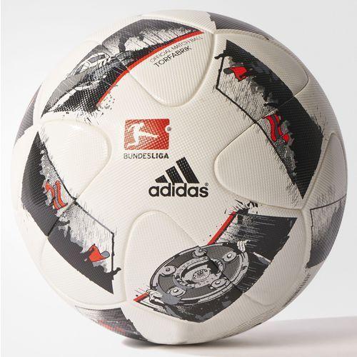 Adidas Piłka nożna ao4824 r.4 torfabrik bundesliga (rozmiar 4) (4057282960177)