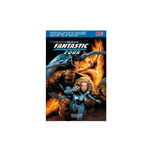 Ultimate Fantastic Four Trilogy Collection