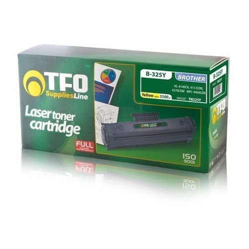 Toner TFO B-325Y (TN-325Y) 3,5K do Brother HL-4140CN, HL-4150CDN, HL-4570CDW, T_0006579