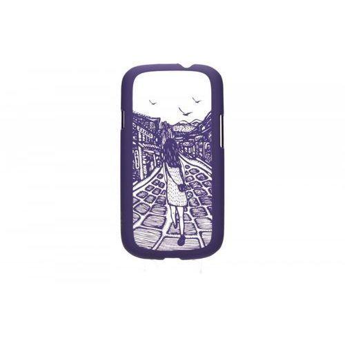TB Etui Samsung S3 dziewczyna fiolet - sprawdź w wybranym sklepie