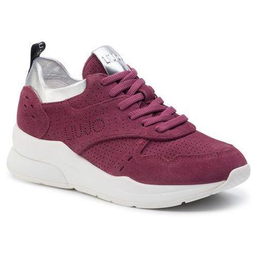Sneakersy - karlie 14 b19009 px025 wine s1700 marki Liu jo