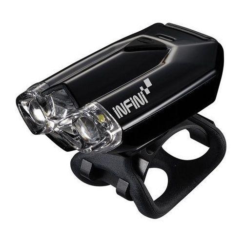 INFINI Lava 260 W (USB) - Lampa przednia, czarna - Czarny
