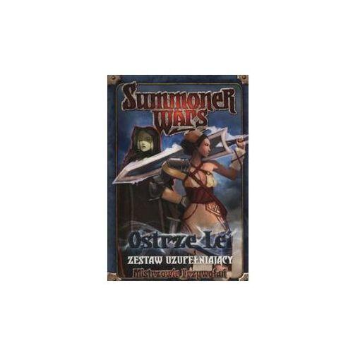 Summoner wars: ostrze lei - zestaw uzupełniający marki Cube - factory of ideas