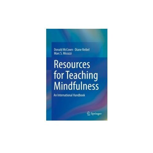 Resources for Teaching Mindfulness (9783319300986)