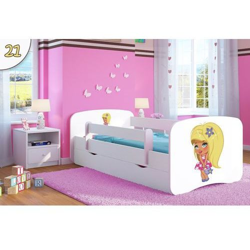 Łóżko dziecięce Kocot-Meble BABYDREAMS DZIEWCZYNKA, Kolory Negocjuj Cenę