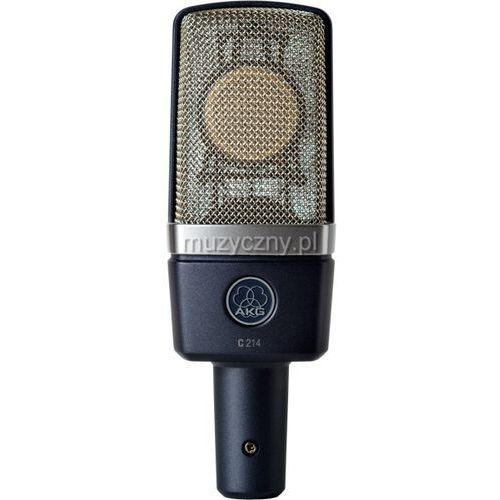Akg  c-214 mikrofon pojemnościowy