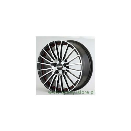 Felga aluminiowa adv 87e 7,5jx18h2 racing 5x112(40) marki Advanti