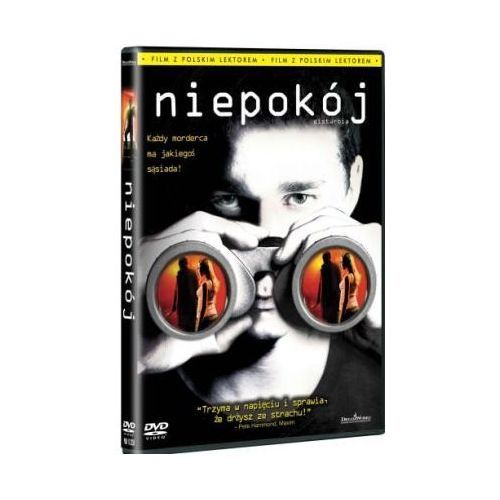 Niepokój (DVD) - D.J. Caruso