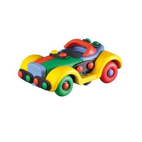 Zestaw do składania MIC-O-MIC Wesoły Konstruktor Mały samochód