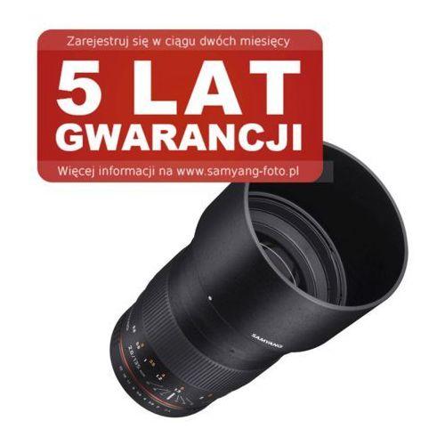 Samyang 135 mm f2.0 ED UMC / Pentax