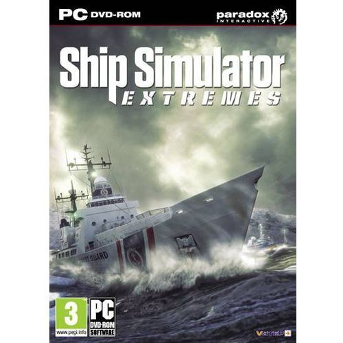 Ship Simulator Extremes Cargo Vessel (PC)
