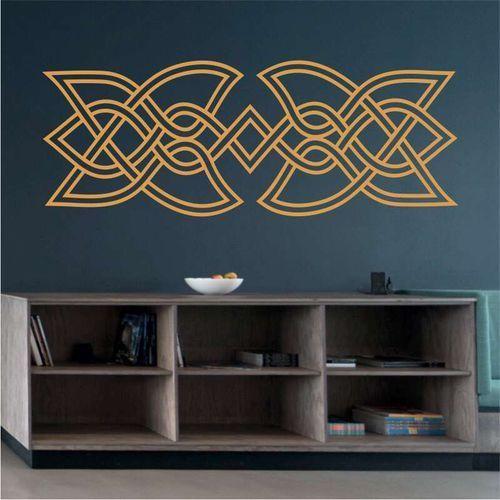 Szablon malarski ornament celtycki 2200 marki Wally - piękno dekoracji