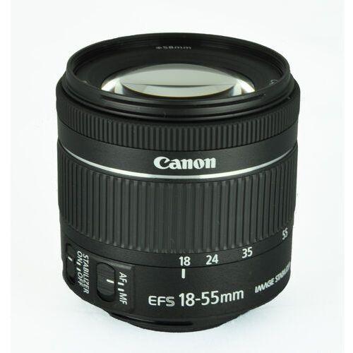 OBIEKTYW CANON 18-55 IS II OEM (stabilizacja obrazu) / WYSYŁKA GRATIS / RATY 0% / TEL. 500 005 235
