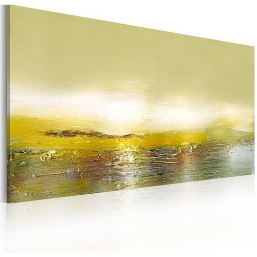 Artgeist Obraz malowany - nadchodząca fala