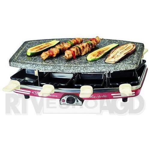 Ariete Grill 794 raclette z płytą kamienną