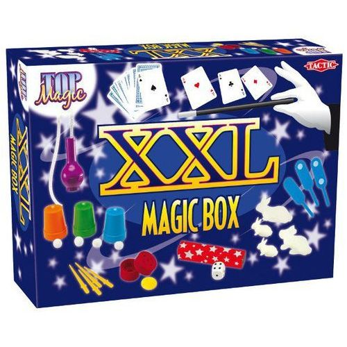 Top magic xxl magic box marki Tactic