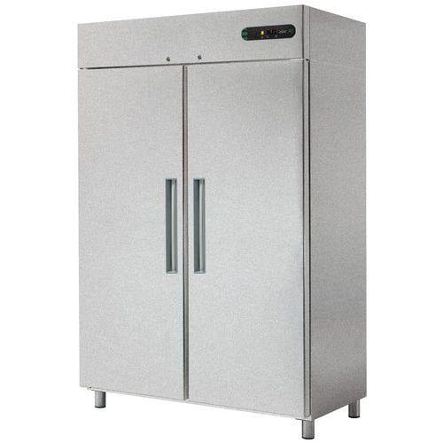 Szafa chłodnicza galwanizowana 2-drzwiowa, 1400 l, 1388x826x2008 mm | ASBER, ECP-G-1402