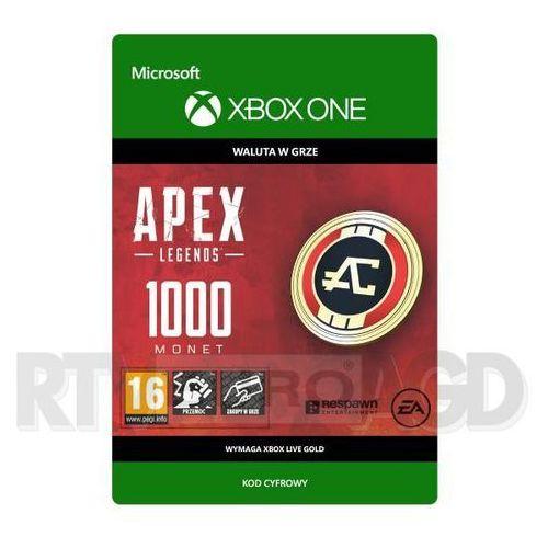 Apex Legends - 1000 monet [kod aktywacyjny] Xbox One, KZP-00028