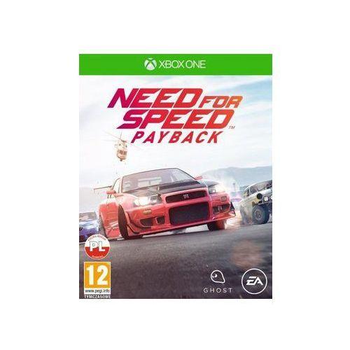 Need for Speed Payback (Xbox One). Najniższe ceny, najlepsze promocje w sklepach, opinie.