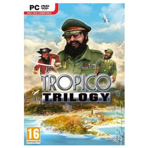 Tropico Trilogy (PC)