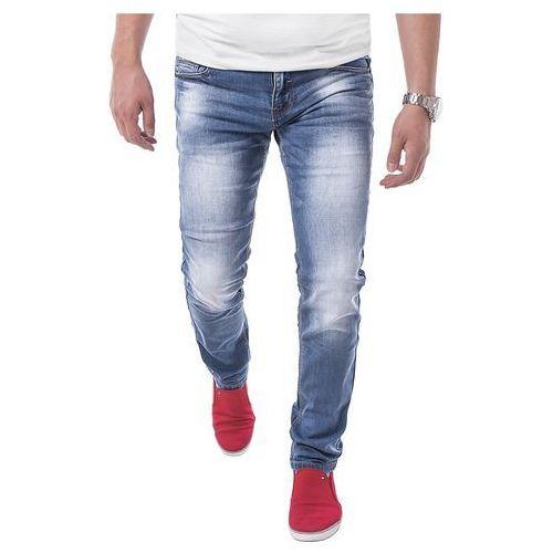 Spodnie męskie jeansowe 6603, Spodnie męskie jeansowe 6603