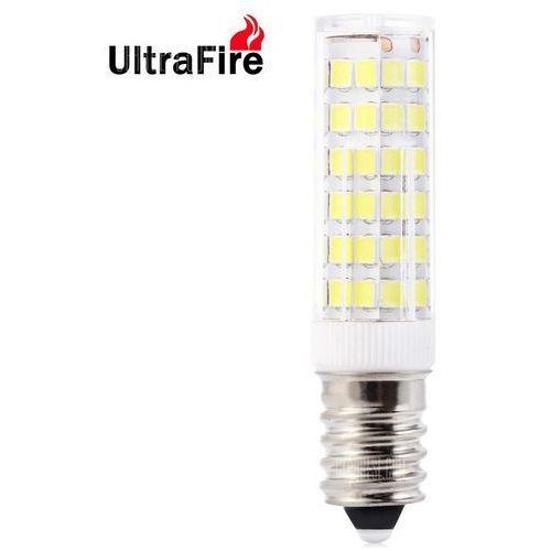 Gearbest Ultrafire 9w e14 75 x smd 2835 889lm led capsule corn bulb