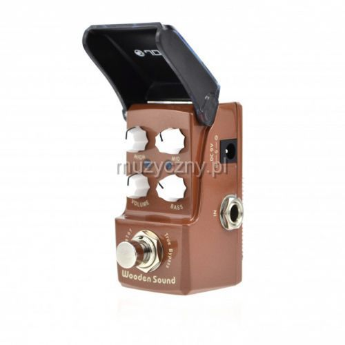 Joyo jf-323 wooden sound (acoustic simulator) efekt gitarowy