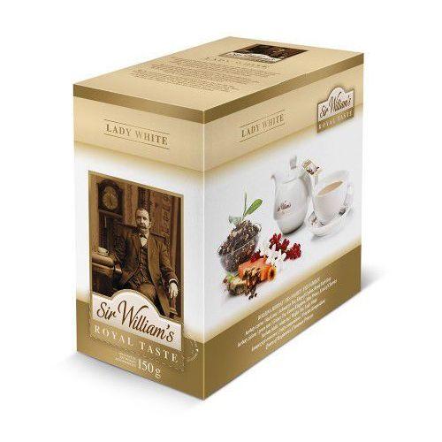 Sir william's Herbata royal taste lady white 50