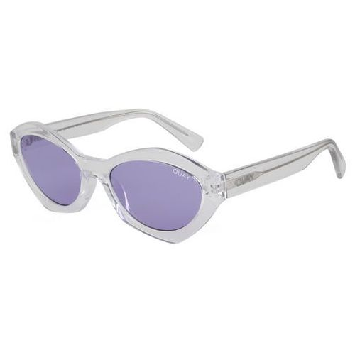 Okulary słoneczne qc-000212 quayxkylie as if! clr/purp marki Quay australia