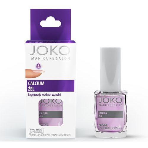 Joko manicure salon odżywka do paznokci regenerująca w żelu calcium 10 ml - joko (5903216401232)