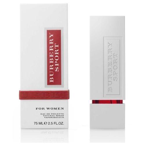 TESTER BURBERRY Sport For Woman 2014 EDT spray 75ml (tester perfum damski)
