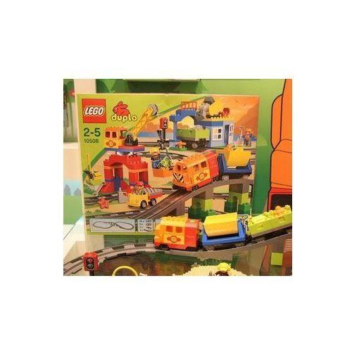 Lego DUPLO Pociąg deluxe 10508. Najniższe ceny, najlepsze promocje w sklepach, opinie.