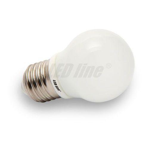 Żarówka LED E27 SMD 230V 5W biała dzienna MINI GLOBE