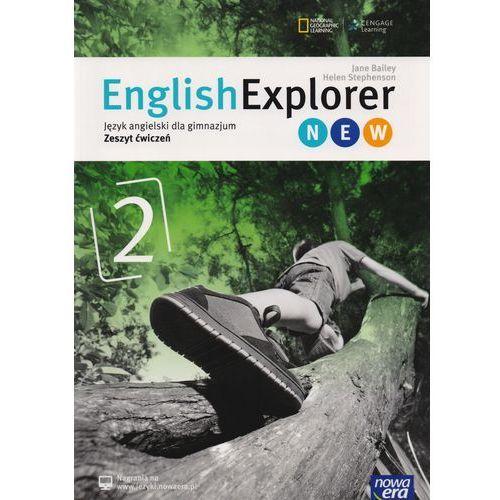 English Explorer 2 New. Gimnazjum. Język angielski. Zeszyt ćwiczeń (9788326717062)