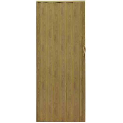 Drzwi Harmonijkowe 001P 46 G Jasny Dąb Mat G 100 cm, GK-0046
