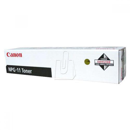Canon oryginalny toner NPG11, black, 5000s, 1382A002, Canon NP-6012, 6112, 6212, 6312, 6512, 6612, 280g, 363443
