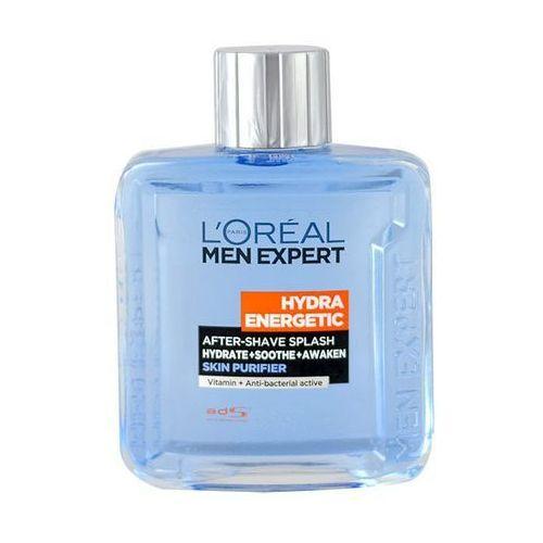 L´oréal paris L'oréal paris men expert hydra energetic woda po goleniu + do każdego zamówienia upominek. (3600522462095)