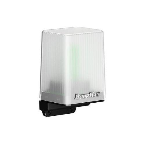 Doorhan Lamp-pro lampa sygnalizacyjna led 12-250v z wbudowaną anteną