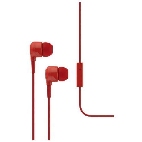 Słuchawki douszne TTEC J10 z mikrofonem białe