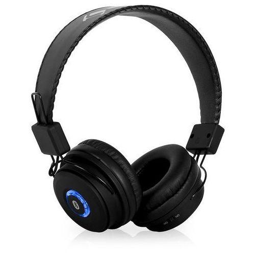 Auna DBT-1 słuchawki z bluetooth czarne zestaw głośnomówiący Zamów ten produkt do 21.12.16 do 12:00 godziny i skorzystaj z dostawą do 24.12.2016
