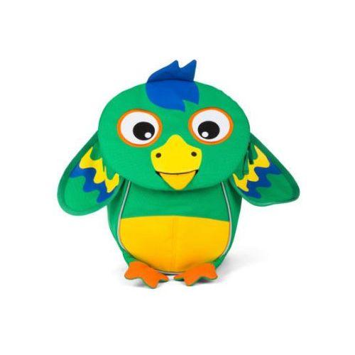 Affenzahn Mali Przyjaciele - Plecak: Papużka Piet (4057081018291)