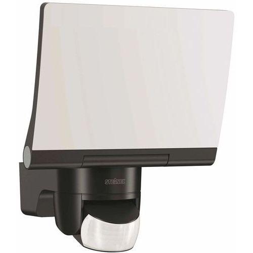 Steinel reflektor z czujnikiem ruchu xled home, 2 xl, czarny, 030049 (4007841030049)